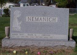 "Robert F ""Heitz"" Nemanich"