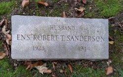 Ens Robert T Sanderson