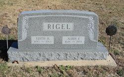 Edith H. <I>Swoboda</I> Rigel