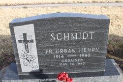 Fr Urban Henry Schmidt