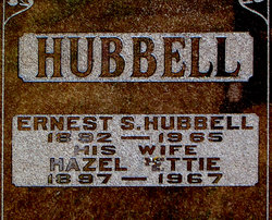 Hazel <I>Honsinger</I> Pettie_Hubbell_Jackson