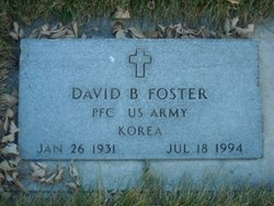 David B Foster