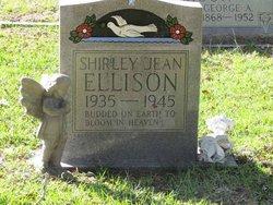 Shirley Jean Ellison