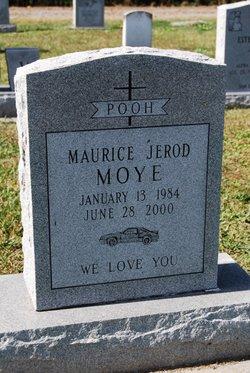 """Maurice Jerod """"Pooh"""" Moye"""