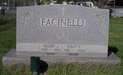 "Henry J. ""Heinie"" Facinelli"