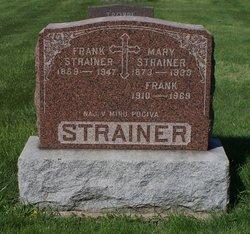 Frank Strainer