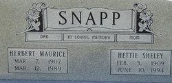 Herbert Maurice Snapp