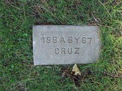 Baby Girl Cruz