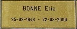 Eric Bonne