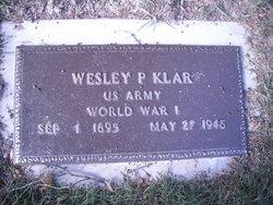 Wesley Phillip Klar