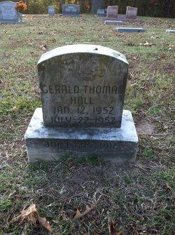 Gerald Thomas Hall