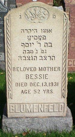 Bessie Blumenfeld