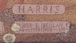 Elmer E Harris