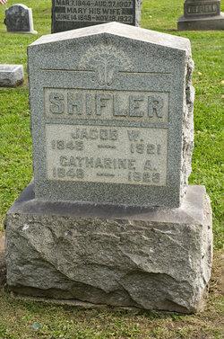 Catharine A. <I>Stewart</I> Shifler