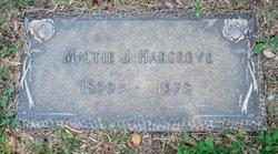 Mattie Jane <I>Gaddis</I> Hargrove