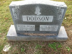 "Buster Brown ""B.B."" Dodson"