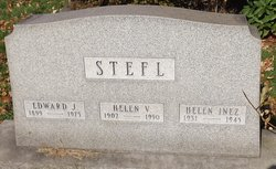 Helen Inez Stefl