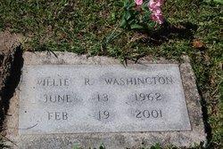 Willie Ruth Washington