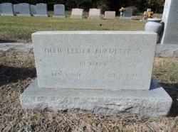 Ollie Lester Burnette, Sr