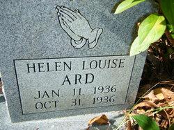 Helen Louise Ard