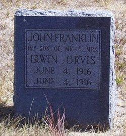 John Franklin Orvis