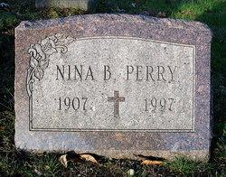 Nina Blanche <I>Denison</I> Perry