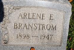 Arlene E Branstrom