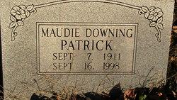 Maudie Eliza <I>Downing</I> Patrick