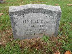 Ellen M. <I>Kulp</I> Stauffer