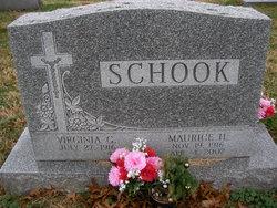Virginia Ruth <I>Gottbrath</I> Schook