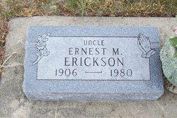 Ernest Merrill Erickson