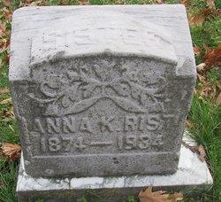 Anna K Rist