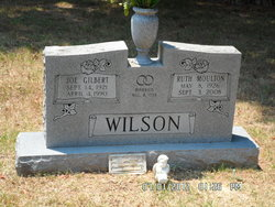 Joe Gilbert Wilson