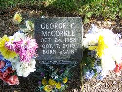 George C McCorkle