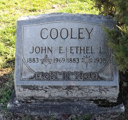 Ethel Lenore <I>Bardus</I> Cooley