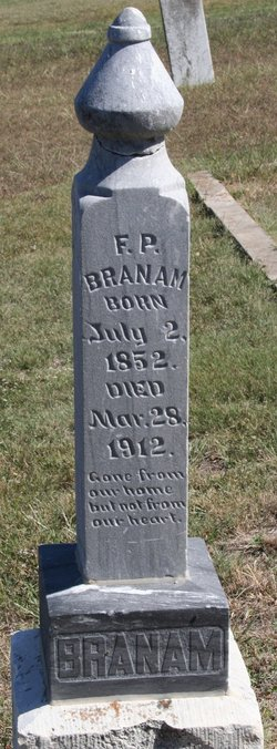 Frank P. Branam