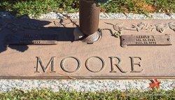 "Dora ""Dot"" <I>Wills</I> Moore"