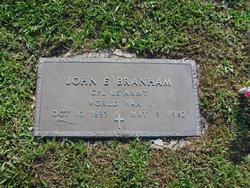 John Earl Branham