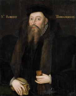 Sir Robert Throckmorton