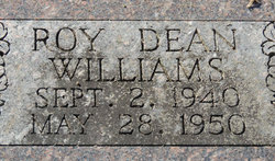 Roy Dean Williams