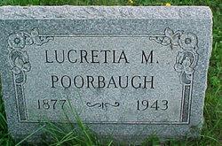 Lucrecia May Poorbaugh