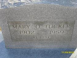 Mary Ophelia Tucker