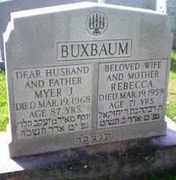 Myer J. Buxbaum