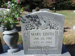 Mary Edith Starling
