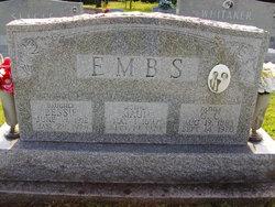 Maude <I>Horn</I> Embs