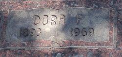 Dora Fern <I>Nelson</I> Burns