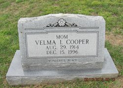 Velma Irene <I>King</I> Cooper