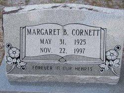 Margaret B Cornett