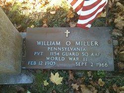 William O Miller