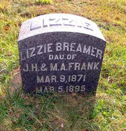Lizzie <I>Breamer</I> Frank